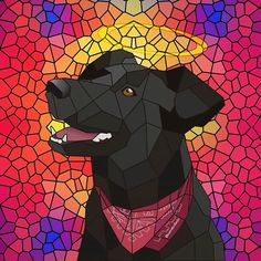 #NegroMataPacos | El arte detrás de un símbolo de revolución social Protest Posters, Fantasy Creatures, I Love Dogs, Best Dogs, Tarot, Chile, Pop Art, Stickers, Cool Stuff