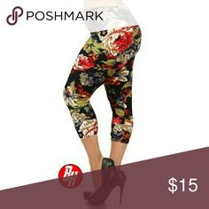 the tall tail capri leggings are super soft and buttery feeling