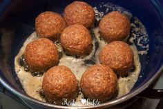 WAARSCHUWING: na dit recept is er geen weg meer terug. Elke cafetariabal verbleekt bij dit zelfgemaakte, ultieme broodje bal: dit is zondig genieten op ...