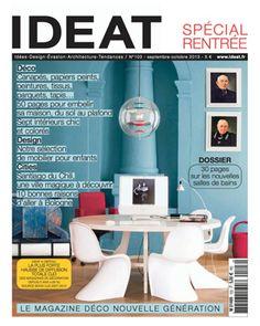 IDEAT | FRANCE | PRESS | DELIGHTFULL UNIQUE LAMPS