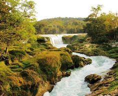 Cascadas Las Nubes, un viaje al paraíso en Chiapas