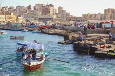 """It's hard to imagine a more fabled city than Alexandria, Egypt - founded by Alexander the Great, home of Cleopatra, and home to ancient wonders like the Lighthouse of Alexandria and the Great Library. While neglect and decay have removed the """"Pearl of the Mediterranean"""" from its shining glory, it maintains its cultural capital of Egypt status and old-world charm."""