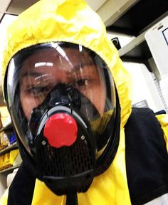 Gas Mask Girl, Hazmat Suit, Gas Masks, Respirator Mask, Masquerade, Suits, Random, Girls, Women