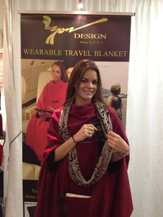 SHOLDIT at the Atlanta Gift Show 2013