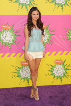 Nickelodeons 26th Annual Kids Choice Awards - Arrivals