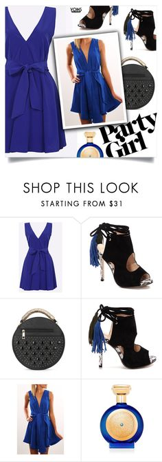 """""""YOINS Party Girl"""" by mahafromkailash ❤ liked on Polyvore featuring Boadicea the Victorious"""