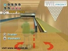 Wii Sports Bowling Bomb - (More info on: http://1-W-W.COM/Bowling/wii-sports-bowling-bomb/)