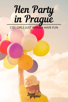 Prague is known for its dramatic architecture, historical ambiance and dynamic energy. One lucky bride-to-be made the City of a Hundred Spires the setting for her hen party. Professional Photo Shoot, Native Country, Prague Castle, Old Town Square, A Day To Remember, Fun Events, Best Beer, Travel Photographer, These Girls
