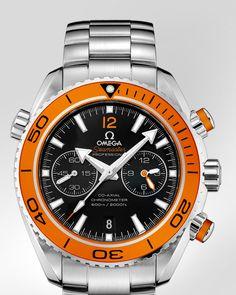 OMEGA Watches: Seamaster Planet Ocean Chrono