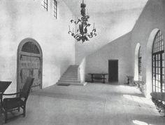 Coco Chanel's La Pausa villa