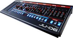 Roland - JU-06   Sound Module