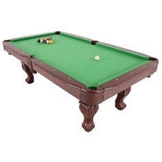 Beringer Billiards Mrtblvicvt Victorian Billiard Table Indoor - Beringer pool table