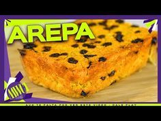 Arepa de maíz con coco dominicana - YouTube Spanish Food, Banana Bread, Muffin, Breakfast, Youtube, Desserts, Recipes, Exercise, Ideas