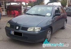 Seat Ibiza 1.4 2001 г. с газов инжекцион Agis