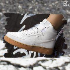 Nike Women Air Force Weiß
