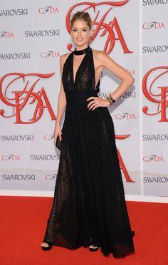 CFDA Awards 2012: Doutzen Kroes