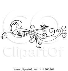 Billedresultat for s-shaped swirl designs