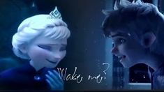 Why Jack Frost And Elsa Would Make The Cutest Couple