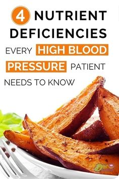 Several nutrients are shown to play a key role in #bloodpressure regulation, yet can often be overlooked by your doctor or dietitian. Research shows that having sufficient levels of the following 4 nutrients is important for maintaining a healthy blood pressure. Similarly, if we are deficient in these nutrients, managing blood pressure becomes all the more difficult. See it at http://www.dietvsdisease.org/4-nutrient-deficiencies-every-high-blood-pressure-patient-needs-to-know/