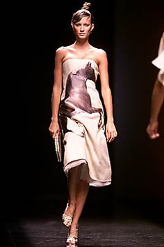 SPRING 2001 READY-TO-WEAR  Chloé