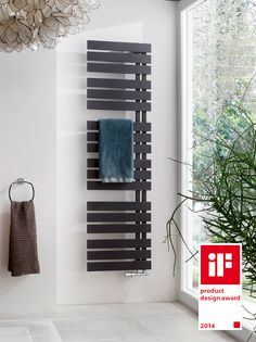 Radiator Yenga HSK wint iF Design Award 2014