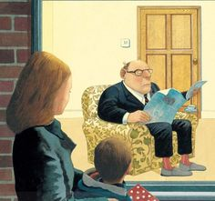 From: WHAT IF? by Anthony Browne.