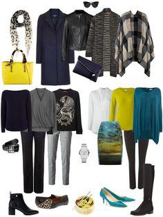 Capsule: Winter Career Wear - YLF