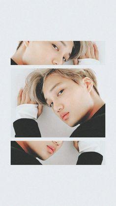 Kai boyfriends me😻😻 Chanyeol Baekhyun, Exo Kai, Kaisoo, Boys Lindos, Luhan And Kris, K Wallpaper, Wallpaper Awesome, Exo Lockscreen, Xiuchen