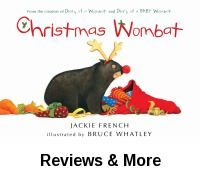 CHRISTMAS WOMBAT / by Jackie French ; illustrated by Bruce Whatley.