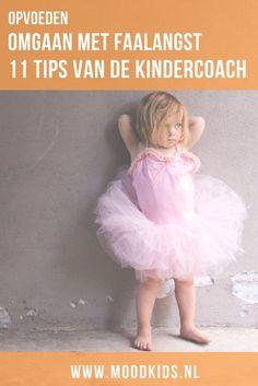 Heeft je kind er wel eens last van dat het opeens niet meer durft? Dan kan je kind last van faalangst hebben. Kindercoach Charlotte heeft 11 handige tips. Je leest ze hier.