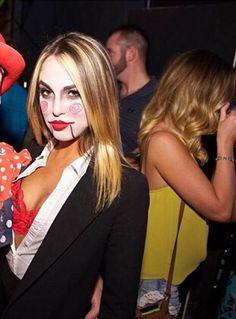 Saw Jigsaw Halloween costume