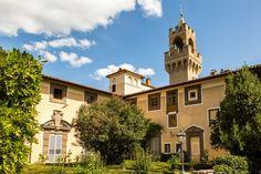 Castello di Montegufoni Agriturismo Toscana Firenze Chianti