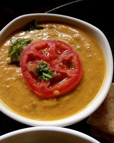 The simplest dish but a lip smacking one is with only tomatoes and some spices readily available in your kitchen. Particularly when you run out of vegetables or need an additional side dish … Indian Food Recipes, Ethnic Recipes, Indian Curry, Korma, Special Recipes, Curry Recipes, Gravy, Onion, Side Dishes