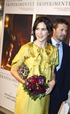 Kronprinsessens fantastiske kjoler