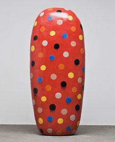 Jun Kaneko: Sculpture-Elaine Baker Gallery Exhibition Information