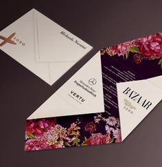 fashion week wedding invitation design inspiration