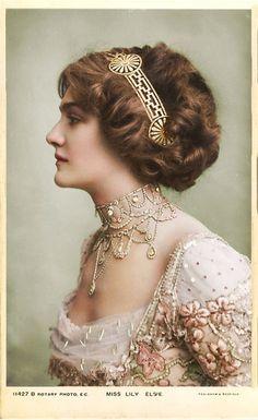 Miss Lily Elsie.