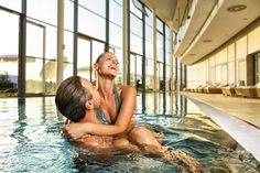 The Hotel Therme Laa - Hotel & Silent Spa is Lower Austria's first hotel. Hotel Lobby, Superior Hotel, Spa Hotel, Beste Hotels, Wellness, Pool Spa, Sauna, Austria, Relax