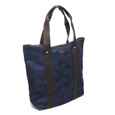 Fashion4Nation: Fred Perry Shopper Bag Big Fashion Designer Navy B...