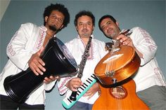 O grupo Bálkãn Neo Ensemble apresenta-se neste sábado, 28, às 20h, no Teatro do Sesi Vila das Mercês, com entrada Catraca Livre.