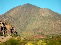 Volcán Las Tres Vírgenes, near Santa Rosalía, Baja California Sur