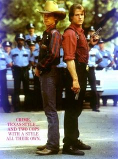 Houston Knights, starring Michael Beck (Xanadu) and Michael Pere. (Streets of Fire, Eddie and the Cruisers)
