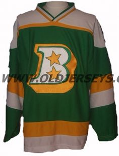 54b5bffa2 Birmingham South Stars Central Hockey League Replica Jersey