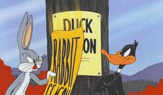Check out all the awesome looney tunes gifs on WiffleGif. Including all the daffy duck gifs, bugs bunny gifs, and the looney tunes show gifs. Daffy Duck, Duck Duck, Looney Tunes Cartoons, Cool Cartoons, Cartoon Fun, Rosas Gif, Rabbit Season, Duck Season, Saturday Morning Cartoons