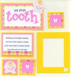 New Baby Girl Scrapbook Layouts | Scrapbook Ideas Scrapbook Pages @ Piece of Scrap | Babies Layout Idea ...