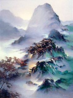 'Life Above the Mist' by Hong Leung