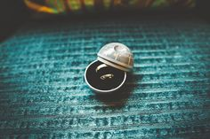 Death Star Ring Box - via rock n roll bride. Please propose to me with this.