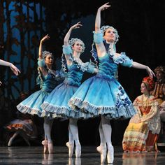 """Waltz of the Hours"" - The Australian Ballet - Coppélia"
