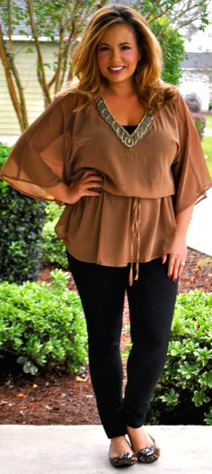 Perfectly Priscilla Boutique - Tuscan Sunset Top, $33.00 (http://www.perfectlypriscilla.com/tuscan-sunset-top/)