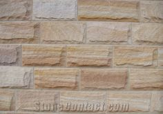 Maroota Sandstone Rock Faced Cladding